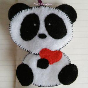 Pandalesezeichen