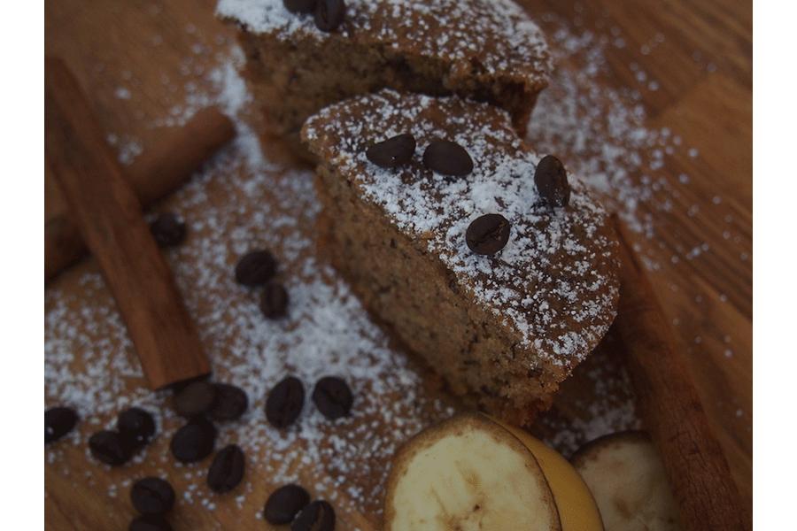 Kaffee-Bananen-Muffin